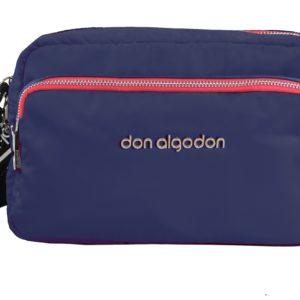 Bolso Don Algodón Azul
