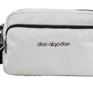 Bolso Don Algodón Blanco